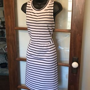 Old Navy Fit & Flare Dress size Large